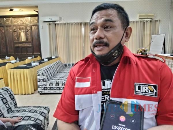 Ketua DPD LIRA Malang Raya, M. Zuhdy Achmady (Foto: Riski Wijaya/MalangTIMES).