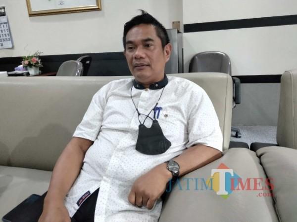 Ketua DPRD Kabupaten Malang, Darmadi (Foto: Riski Wijaya/MalangTIMES).
