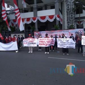 Protes Adanya PPKM, IMM Turun Jalan Bawa 9 Tuntutan