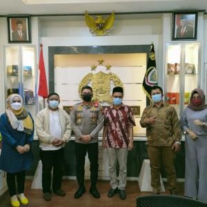 "Jalin Sinergi dengan Berbagai Tokoh, Gerakan ""Masjid Peduli Covid-19"" Terus Bergerilya"