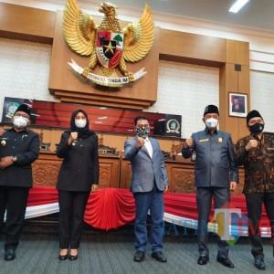 DPRD Banyuwangi Sahkan Raperda RPJMD Kabupaten Banyuwangi Tahun 2021-2026