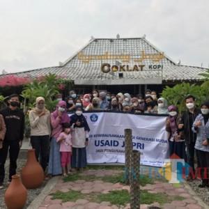 Sinergi dengan USAID, BEM Unisba Blitar Gelar Pelatihan Kewirausahaan untuk Mahasiswi