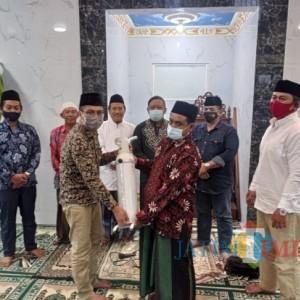 Rumah Ibadah Bergerak Terus Bergerilya, Masjid Babul Jannah Komitmen Turut Tangani Covid-19