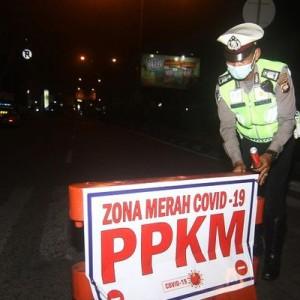 PPKM Level 4 Luar Jawa-Bali Diperpanjang hingga 23 Agustus, Berikut 7 Provinsi dengan Kasus Covid-19 Tertinggi