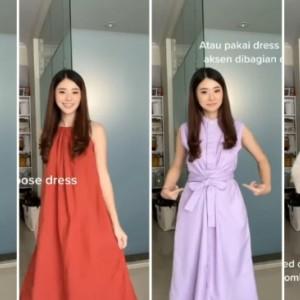 Boleh Dicoba, Tips Outfit untuk Tutupi Perut Buncit