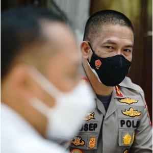 Yusep Gunawan jadi Kapolrestabes Surabaya, Reuni Antara Pemeriksa dan Terperiksa