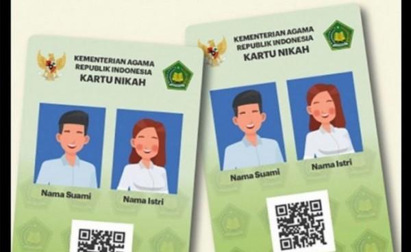 Kartu Nikah (Foto: Celebes Media)