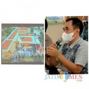 Kunjungi Dinkes, Komisi C DPRD Tulungagung Tanyakan Progres Pembangunan RS Campurdarat