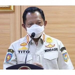 Berikut 3 Inmendagri yang Diterbitkan Tito Karnavian Terkait Perpanjangan PPKM Level 4