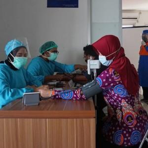 Vaksinasi Tahap 3 untuk Nakes Mulai Dilaksanakan di RS Gambiran