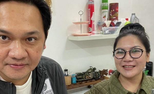 Farhat Abbas dan dr Lois (Foto: Instagram @farhatabbasofficial)