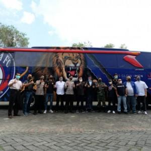 Ulang Tahun Ke 34 Bersejarah, Arema Punya Bus Tim dan Mes ala Klub Eropa