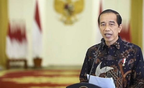 Presiden Joko Widodo (Foto: Kompas.com)
