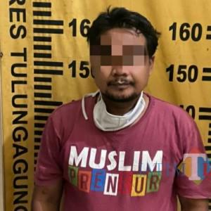 Berkat CCTV, Pencuri Pakaian Salon di Tulungagung Mudah Ditangkap