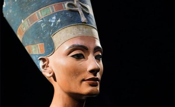 Ilustrasi Ratu Nefertiti (Foto: The Epoch Times)