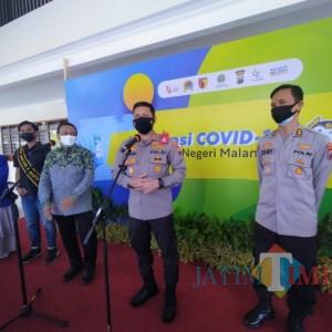 Polresta Banjir Pesanan, Lembaga Pendidikan di Kota Malang Ajukan Permintaan hingga 10 Ribu Dosis Vaksin