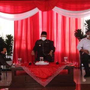 Tim Ahli Pusat Turun Cek Penanganan Covid-19 di Kota Malang