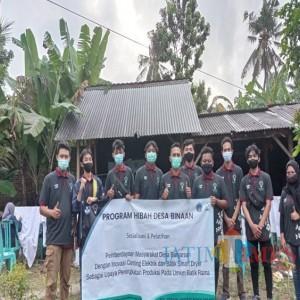Inovatif, Mahasiswa Poliwangi Bikin Canting Elektrik dan Batik Smart Dryer bagi Pelaku UMKM Batik