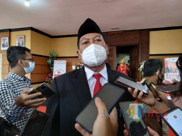 Wakil Bupati Malang, Didik Gatot Subroto (Foto: Riski Wijaya/MalangTIMES).