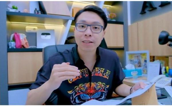 dr Richard Lee (Foto: YouTube)