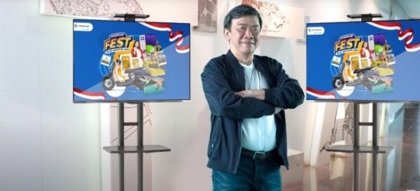CEO FIFGROUP, Margono Tanuwijaya, mengatakan FIFGROUP FEST menjadi solusi jasa pembiayaan yang memberikan kemudahan bagi masyarakat Indonesia khususnya warga Sulawesi Utara yang ingin mewujudkan impiannya