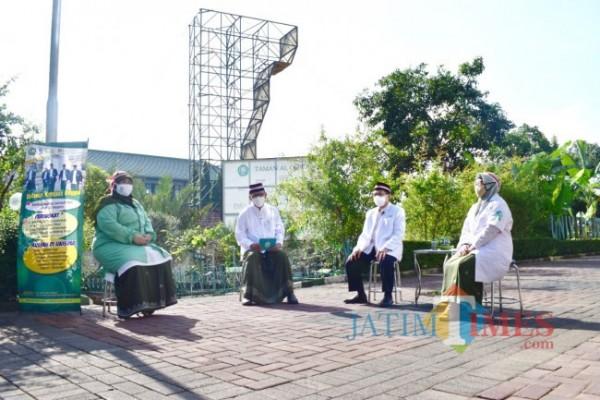 Talkshow Unisma, Jelajah Akademik Merespon Persoalan Indonesia (JAMPI) bakal dilakukan selama enam hari, mulai tanggal 13 sampai 17 Agustus 2021 (foto: Anggara Sudiongko/ MalangTIMES)