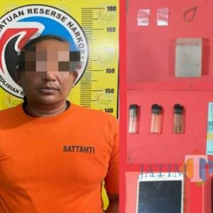 Pengedar Sabu di Tulungagung Ditangkap, Polisi Incar Jaringan Pelaku