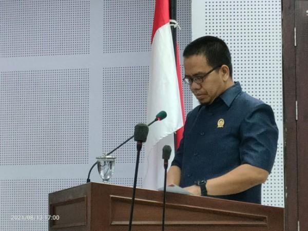 Anggota Fraksi PKS DPRD Kota Malang, Batu Rekso Aji.(foto: istimewa)