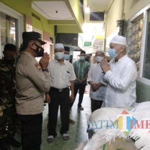 Rumah Ibadah Bergerak Berlanjut, Penyaluran Bantuan Dibarengi Ngaji Covid-19