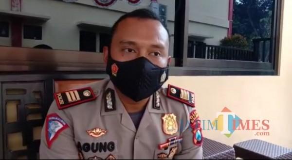 Kasat Lantas Polres Malang AKP Agung Fitriansyah (foto: Hendra Saputra/MalangTIMES)