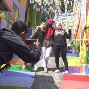 Kampung Tematik yang Terbentuk secara Bottom-Up Dapat Lebih Bertahan di Masa Sulit