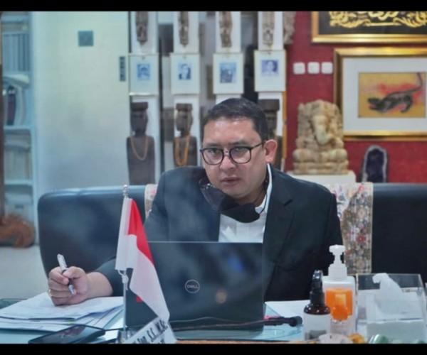Anggota DPR RI, Fadli Zon. (Foto: Instagram @fadlizon).