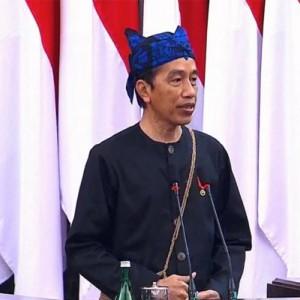 Pengamat Kritik Pidato hingga Pakaian Jokowi di Sidang Tahunan MPR 2021, Dinilai Hanya Sebagai Pemanis