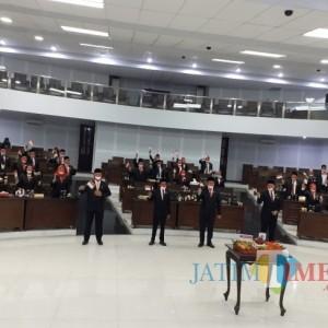 Dengar Pidato Kenegaraan, DPRD Dorong Fokus Penanganan Covid-19 di Kota Malang Lebih Optimal
