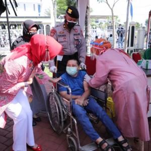 Baru 73 Disabilitas Tervaksin, Pemkot Batu Kembali Buka Pendaftaran Vaksinasi Covid-19