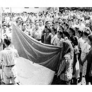 Misteri Asal-usul Kain Bendera Pusaka Merah Putih yang Dikibarkan di Hari Kemerdekaan 17 Agustus 1945