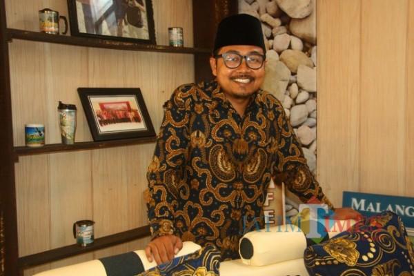 Direktur Utama Perumda Jasa Yasa, Ahmad Faiz Wildan.