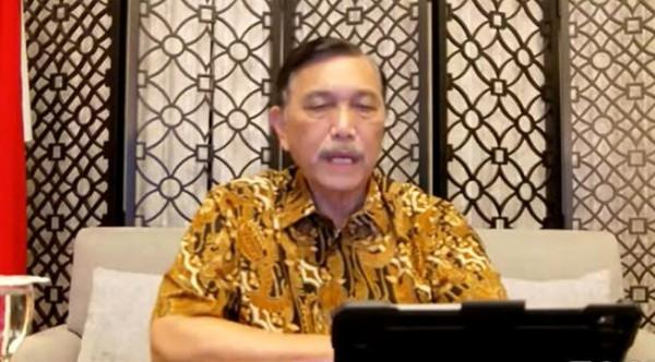 Luhut Binsar Pandjaitan (Foto: YouTube Sekretariat Presiden)