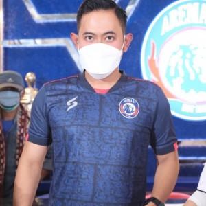 Luncurkan Jersey Home, Arema FC Angkat Budaya Lokal