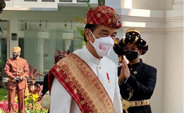 Presiden Joko Widodo (Foto: Biro Pers Sekretariat Presiden)