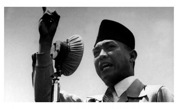 Presiden Soekarno (Foto: blogspot.com)