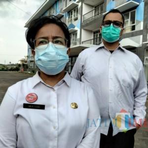 Tingkat Kesembuhan Pasien Isoter Rusunawa Kepanjen Diklaim Capai Angka 80 Persen