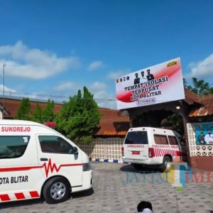 Satgas Covid-19 Kota Blitar Pastikan Rumah Isoter Berfungsi Optimal