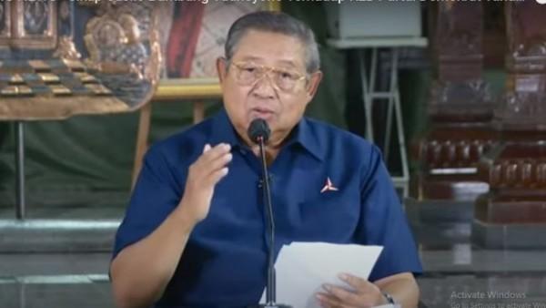 Susilo Bambang Yudhoyono (SBY) (Foto: Suara.com)