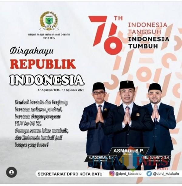 IG DPRD Kota Batu for JatimTimes
