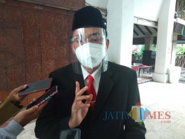 Kepala BKPSDM Kabupaten Malang, Nurman Ramdansyah.(Foto: Riski Wijaya/MalangTIMES).