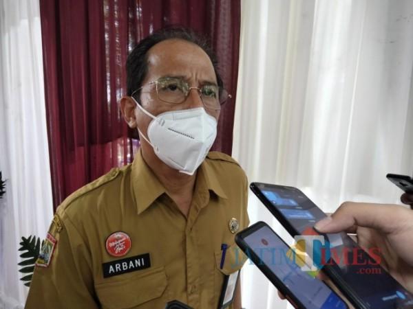 Kepala Dinkes Kabupaten Malang Arbani Mukti Wibowo. (Foto: Riski Wijaya/MalangTIMES).