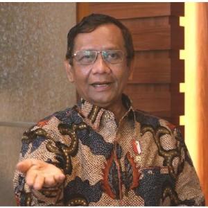 Megawati hingga SBY Nyanyi Indonesia Pusaka, Mahfud MD: Ya Allah, Kami Bersyukur kepada-Mu