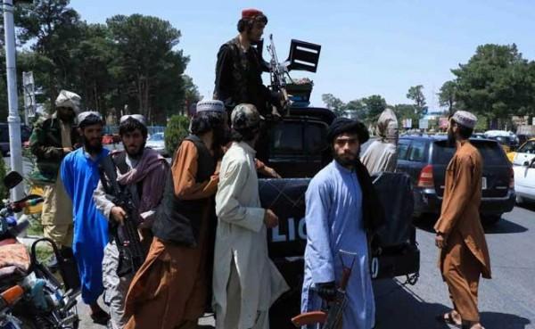 Gerilyawan Taliban (Foto: Malayalam Express)
