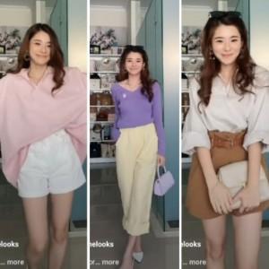 Mix and Match Outfit Color Combo Tanpa Nyentrik, Simak Tips Berikut Yuk!